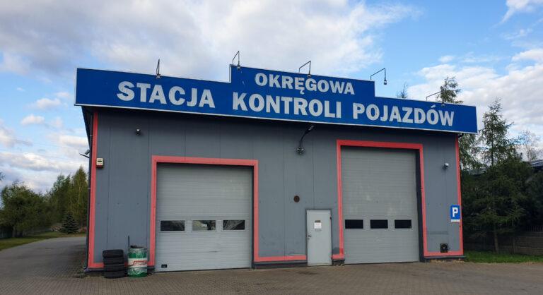 stacja kontroli pojazdów sierakowice prawe dyzio